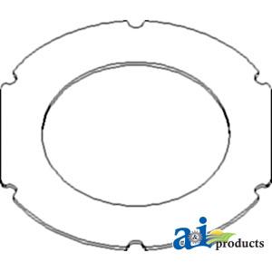 KU50312 Brake Plate---Replaces 36330-65130